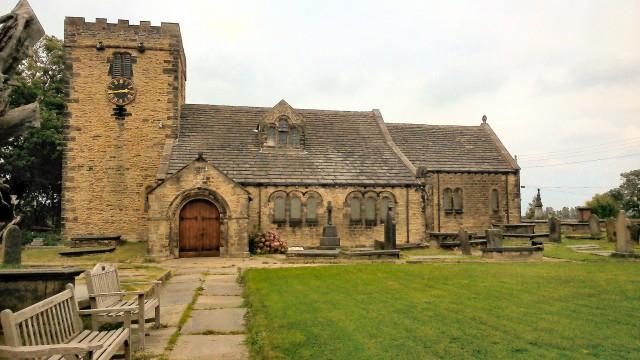 Hartshead St Peters Church