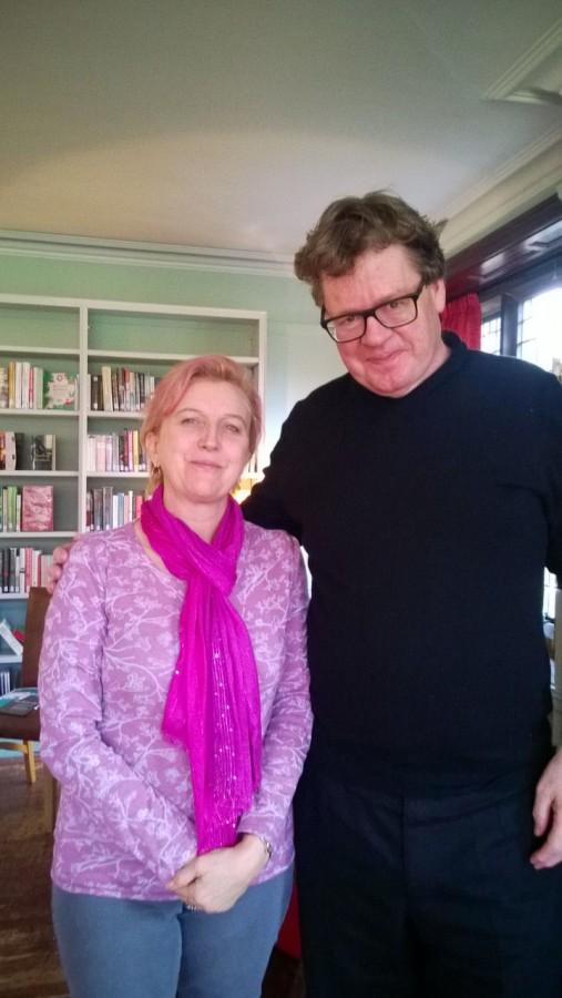 Hearth Cathy with James Runcie