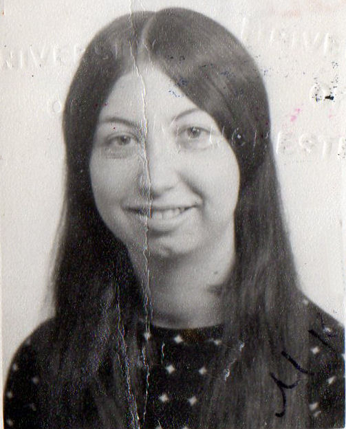 Maggie student card photo