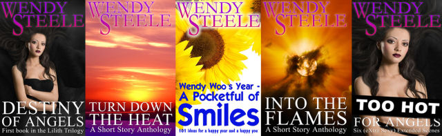 Wendy books